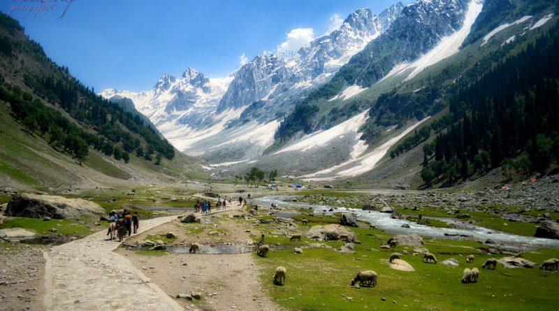 Srinagar and vale of kashmir