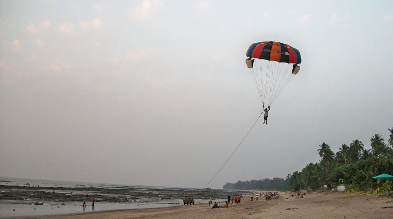 Tondavali beach